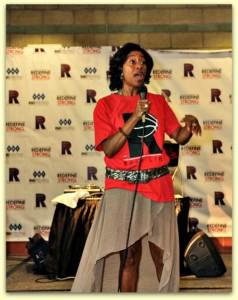 VSheppard-Rock Life Celebrity Event